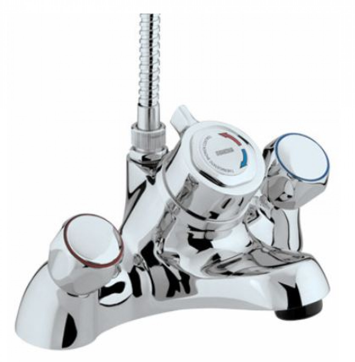 bristan club utility thermostatic bath shower mixer richmond deck mounted thermostatic bath shower mixer tap