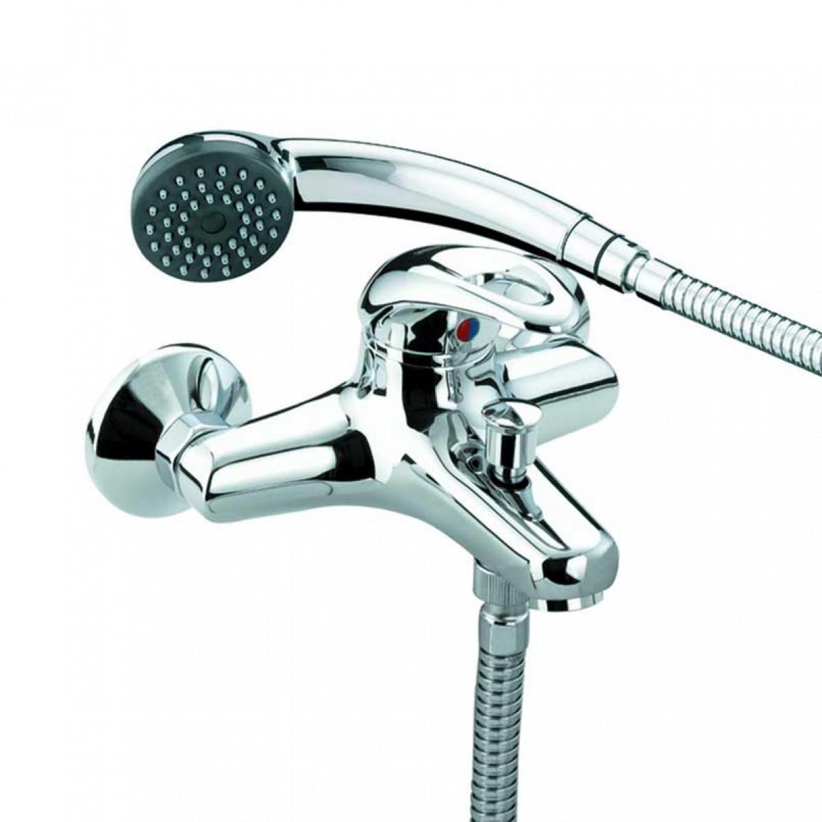 Bristan Java Wall Mounted Bath Shower Mixer -