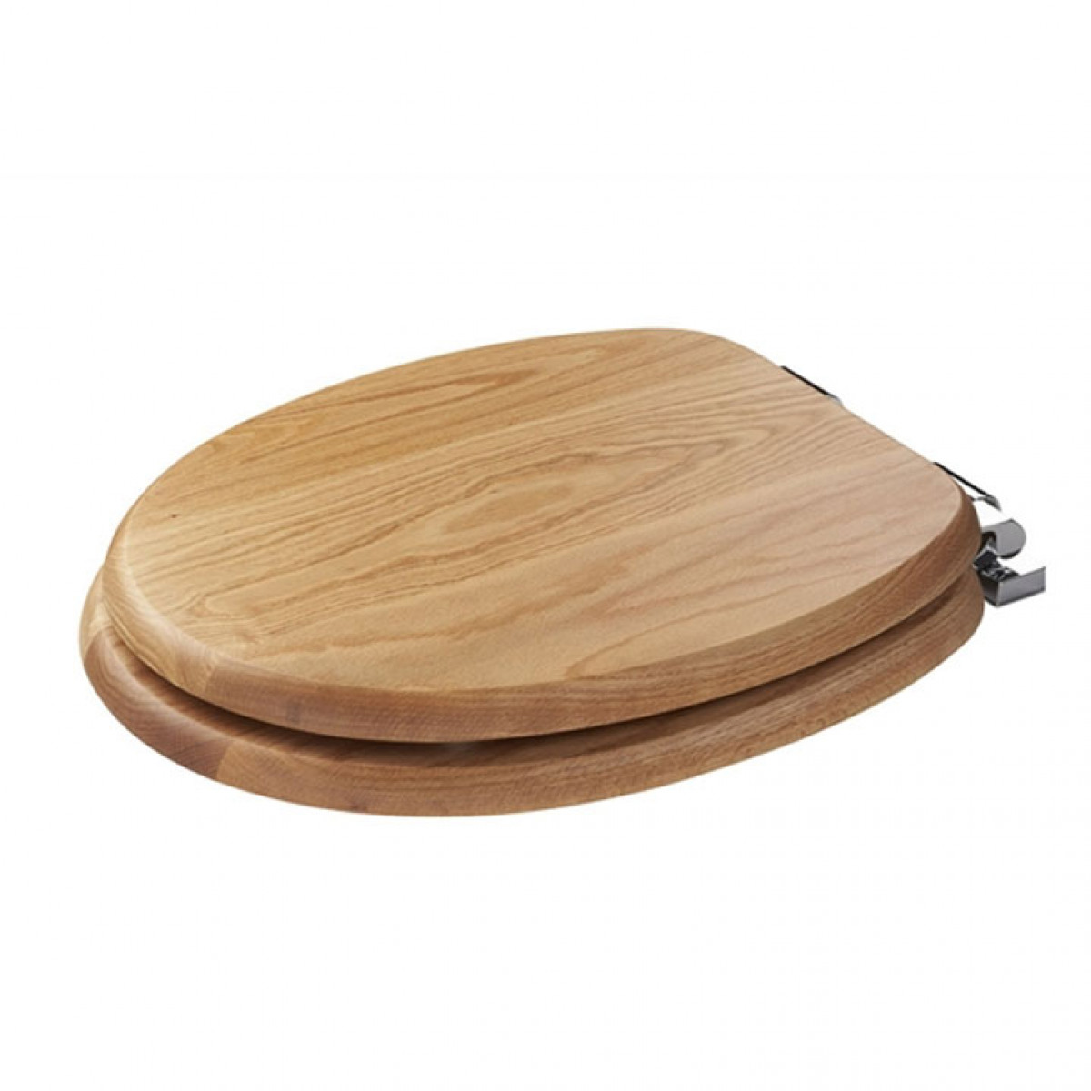 Croydex Bloomfield Toilet Seat With Soft Closing Hinges