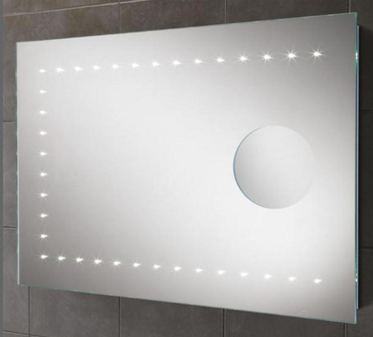 Hib Mileto Led Magnifying Mirror