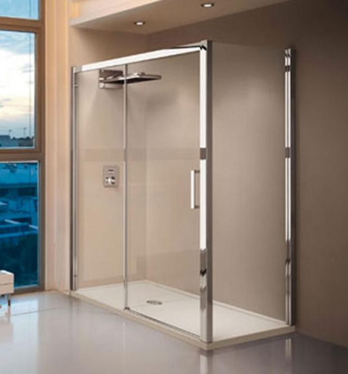 Novellini kuadra 2p sliding shower door 1020mm 1080mm for Novellini shower doors