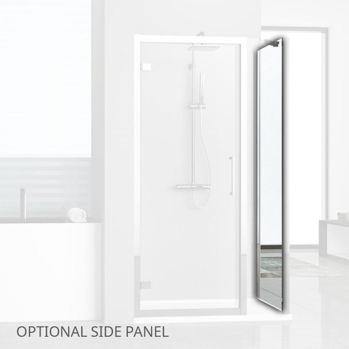 Novellini kuadra 2p sliding shower door 1440mm 1500mm for 1500 sliding shower door