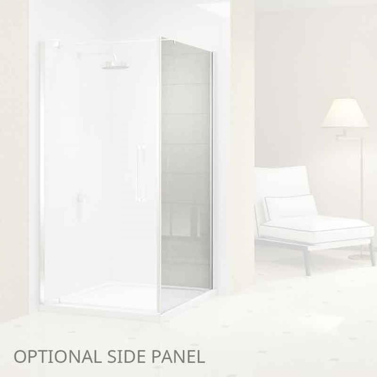 Merlyn 10 Series 800mm Pivot Shower Door M101211c