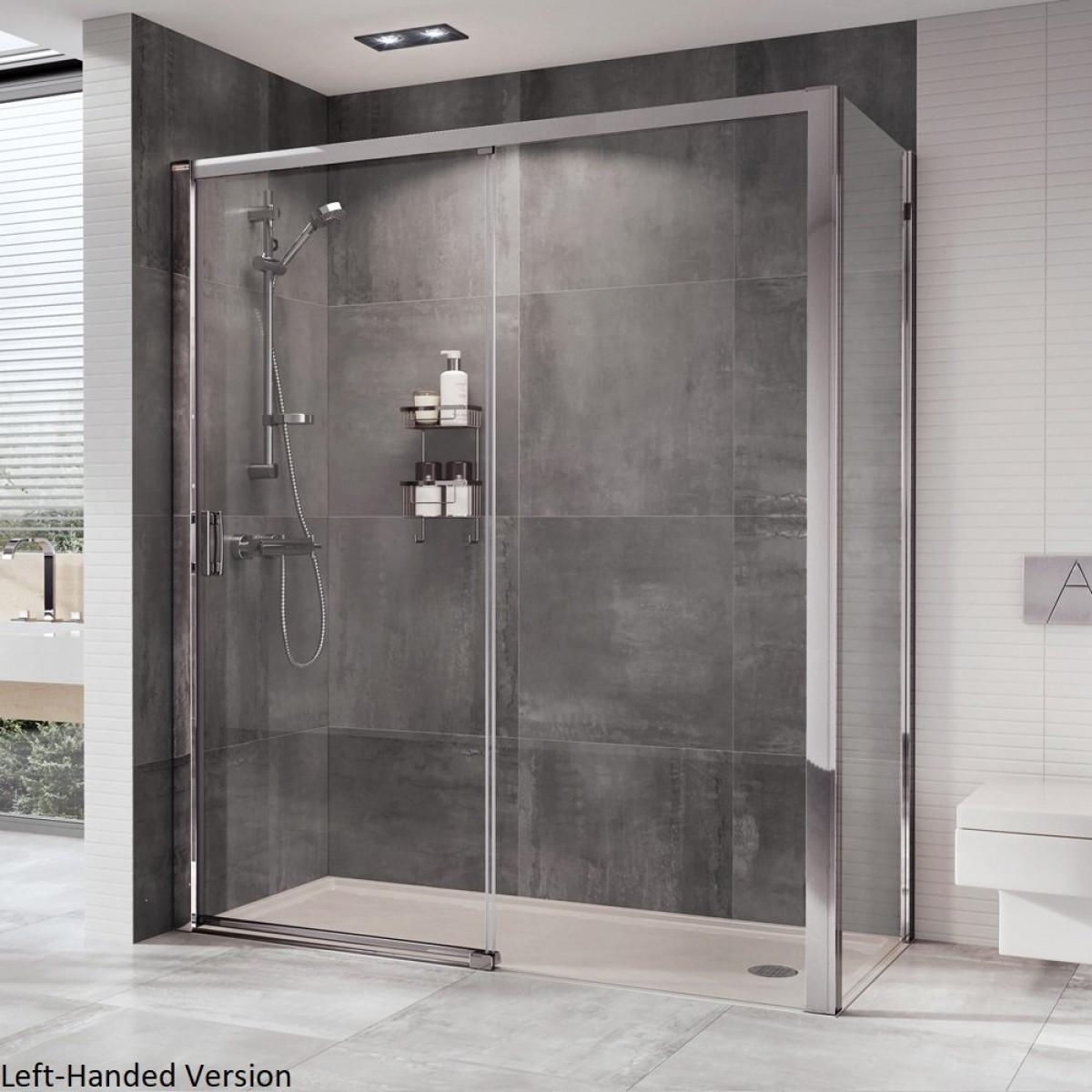 Roman Embrace 1200mm Level Access Sliding Door Etle1213s