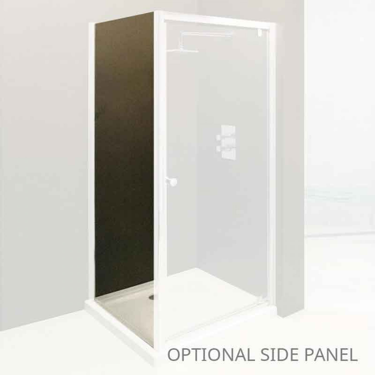 Merlyn M Box 800mm Pivot Shower Door