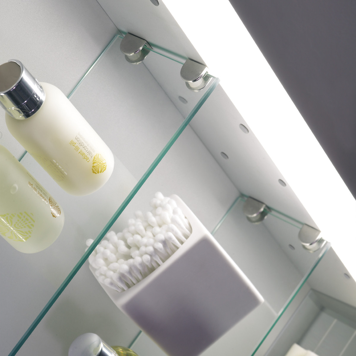 Roper Rhodes Equinox Illuminated Bathroom Cabinet -