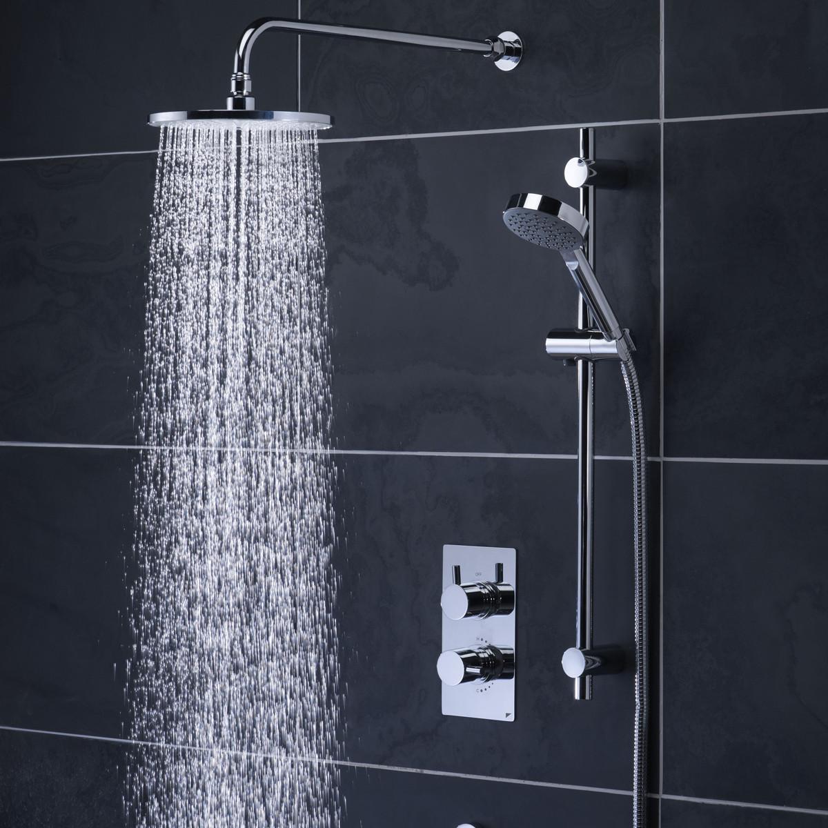roper rhodes event concealed two way diverter shower sv1406. Black Bedroom Furniture Sets. Home Design Ideas