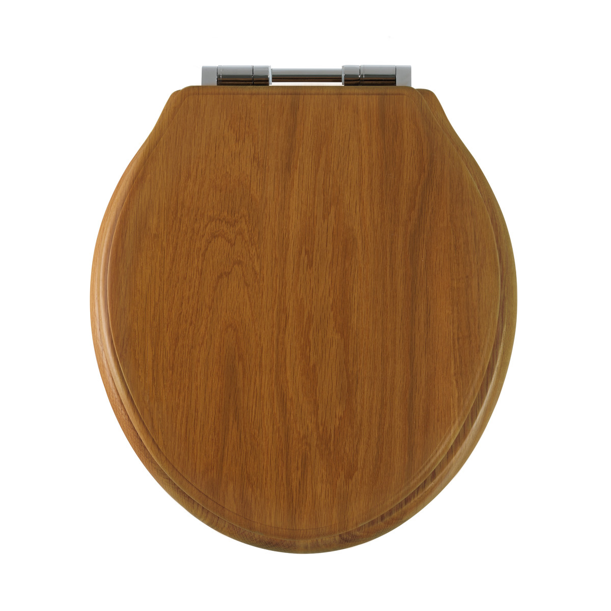 Roper Rhodes Greenwich Solid Wood Honey Oak Soft Close Toilet Seat