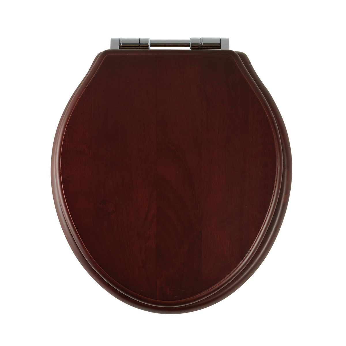 Roper Rhodes Greenwich Solid Wood Mahogany Soft Close Toilet Seat