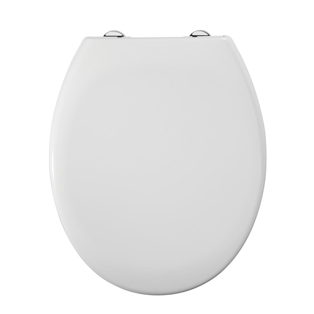 Standard White NEUTRON Toilet Seat Soft Close Quick Release Easy Clean Hinges