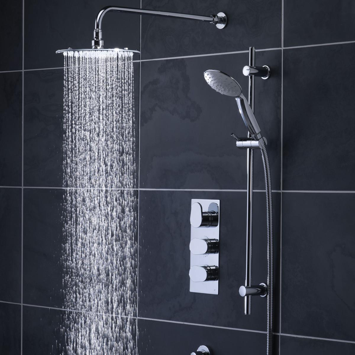 Roper Rhodes Stream Inline Concealed Dual Function Shower Valve ...