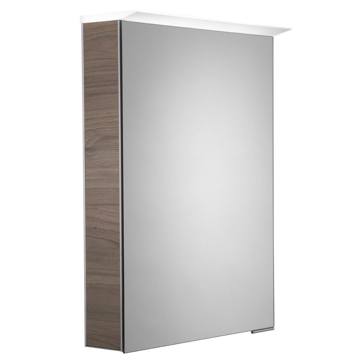 Roper rhodes virtue led illuminated bathroom cabinet in for Bathroom cabinets led