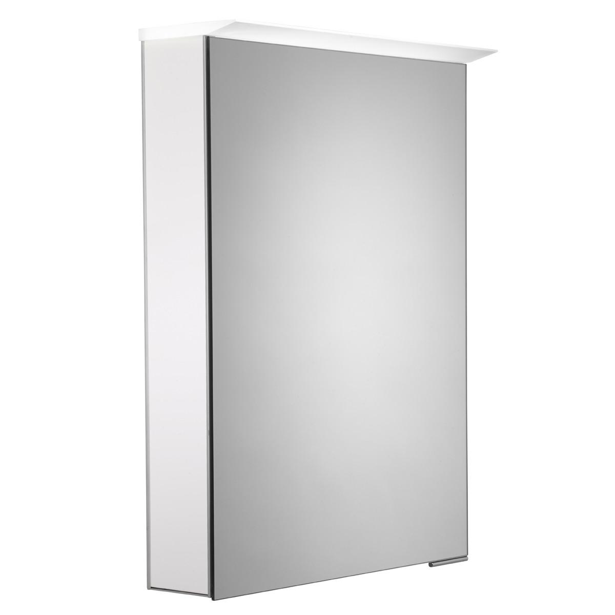 roper rhodes virtue led illuminated bathroom cabinet in