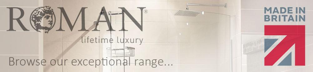 Sensational Roman Bathroom And Shower Products Home Remodeling Inspirations Basidirectenergyitoicom
